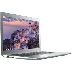 "Toshiba 13.3"" 16GB Chromebook 2 (Ice Silver)"