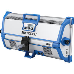 ARRI Fixed Center Mount Yoke for SkyPanel S30 and S60 LED Lights