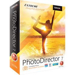 CyberLink PhotoDirector 7 Ultra (DVD)