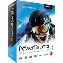 CyberLink PowerDirector 14 Ultra (DVD)
