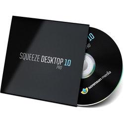 Sorenson Media Squeeze Desktop 10 Pro Encoding Software - USB