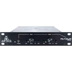 Black Lion Audio Auteur MkII 2-Channel Mic Preamp