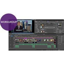 Grass Valley EDIUS Workgroup 8 Upgrade from EDIUS Pro 7 (Download)