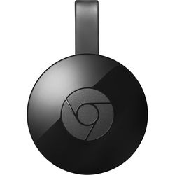 Google Chromecast (Black, 2nd Generation)