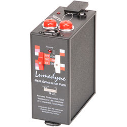 Lumedyne 400 Watt Second Next Generation Power Pack - Xtra Fast