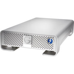 G-Technology 3TB G-DRIVE with Thunderbolt with Gobbler Software