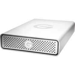 G-Technology 4TB G-DRIVE G1 USB 3.0 Hard Drive with Gobbler Software