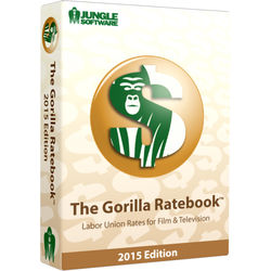 Jungle Software The Gorilla Ratebook (2015 Edition, Download)