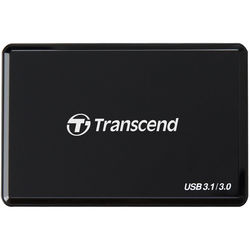 Transcend TS-RDF9K All-in-One USB 3.1/3.0 UHS-II Card Reader