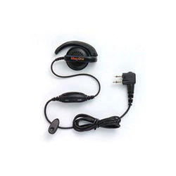 Motorola Ear Receiver with Push to Talk Microphone for BPR40 Mag One Radio