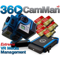 360Heros 360CamMan V2 VR Media Management Software (Download)