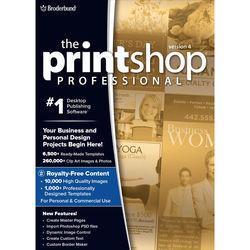 WD Encore Software The Print Shop Professional 4.0