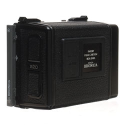 Bronica Film Back E 220 Double Latch (6 x 4.5cm) for ETR Series Cameras