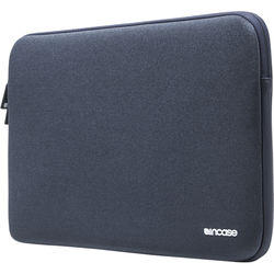 "Incase Designs Corp Neoprene Classic Sleeve for 15"" MacBook (Dolphin Gray)"