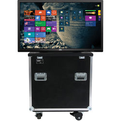 "Tote Vision AIO-5502-PKG 55"" Multi-Touch Display and All-in-One PC Kit"