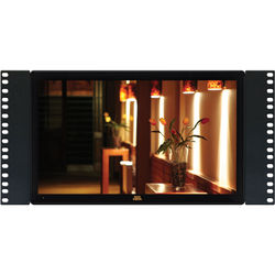 """Tote Vision LED-1561TR 15.6"""" Full HD Rack-Mount LCD Hospitality TV"""