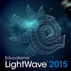 Lightwave by NewTek LightWave 2015 1 Additional Seat (EDU Pricing, Download)