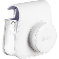 Fujifilm Groovy Case for instax mini 8 Camera (White)