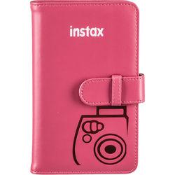Fujifilm Mini Series Wallet Album (Raspberry)