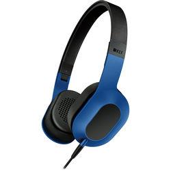 KEF M400 Hi-Fi On-Ear Headphones (Blue)