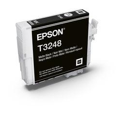 Epson T324 Matte Black UltraChrome HG2 Ink Cartridge