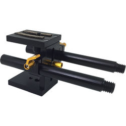 Glide Gear 15mm Rod Support System with Riser Mount