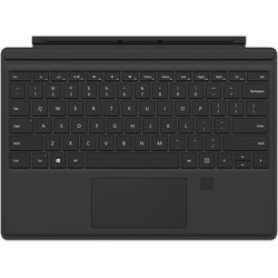 Microsoft Surface Pro 4 Type Cover (Onyx with Fingerprint Reader)