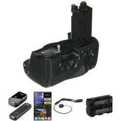 Vello Accessory Kit for Sony Alpha a77II DSLR Camera