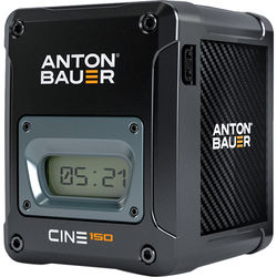 Anton Bauer CINE 150 GM 14.4V 150Wh Gold Mount Battery