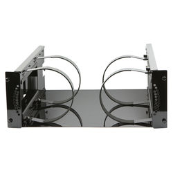 Rocstor Rocmount Pro-M RM-Dual Rack Mounting Kit for Two Apple Mac Pros
