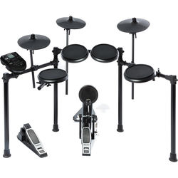 Alesis Nitro Drum Kit, 8-Piece Electronic Kit with Drum Module