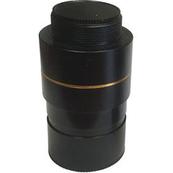 iOptron 0.5X Fixed Lens Adaptor for Telescope with C-Mount Thread