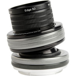 Lensbaby Composer Pro II with Edge 50 Optic for Sony A
