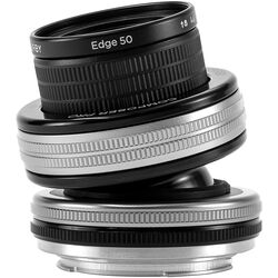 Lensbaby Composer Pro II with Edge 50 Optic for Fujifilm X