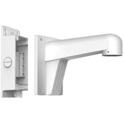 Hikvision WMS Wall Mount with Short Junction Box (White)