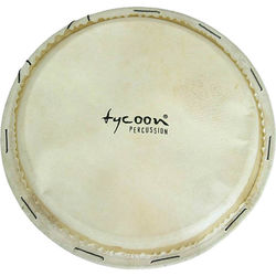 """Tycoon Percussion Traditional Series Djembe 12"""" Replacement Head"""