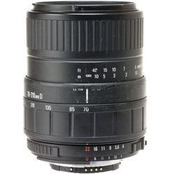 Sigma Zoom Telephoto 70-210mm f/4-5.6 UC II Manual Focus Lens for Nikon AIS