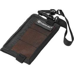 Tamrac Goblin Memory Card Wallet (Six SD Cards, Pumpkin)