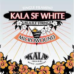 KALA Kala Pearls Micro-Wound Ukulele Strings (Concert Low G)