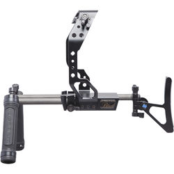 Redrock Micro ultraCage Black Professional Series Handheld Rig for Canon C100/C300 MK II