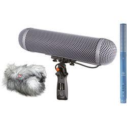 Schoeps CMIT WS4 SET - CMIT5U Shotgun Microphone Set for Boompole Mounting