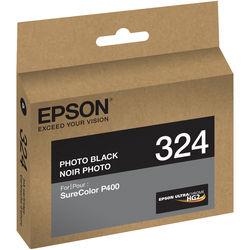 Epson T324 Photo Black UltraChrome HG2 Ink Cartridge