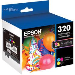 Epson 320 Standard-Capacity Color Ink Cartridge