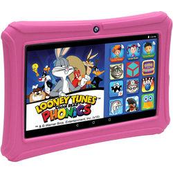 "ClickN Kids 7"" Epik Learning Tab 16GB Multi-Touch Tablet (Wi-Fi, Pink)"
