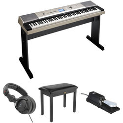 Yamaha YPG-535 Essentials Bundle