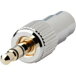 AKG MDA3 SEN2 MicroLite Microphone Adapter Connector for Sennheiser Bodypack Transmitter with 3.5mm Phone Jack