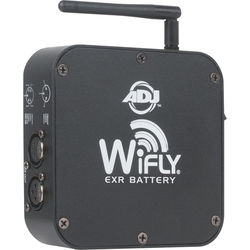 American DJ WiFLY EXR Battery Powered Transceiver