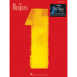 Hal Leonard The Beatles - 1 with Yamaha You Are the Artist XG Play-Along Song Files