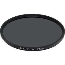 Ice 77mm Ice ND1000 Solid Neutral Density 3.0 Filter (10-Stop)