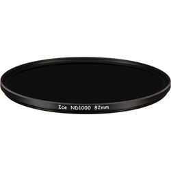 Ice 82mm Ice ND1000 Solid Neutral Density 3.0 Filter (10-Stop)